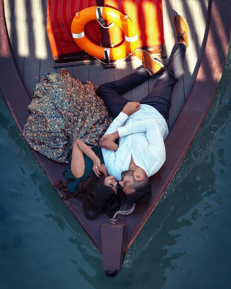 12 Exclusive Pre-Wedding Photoshoot Ideas