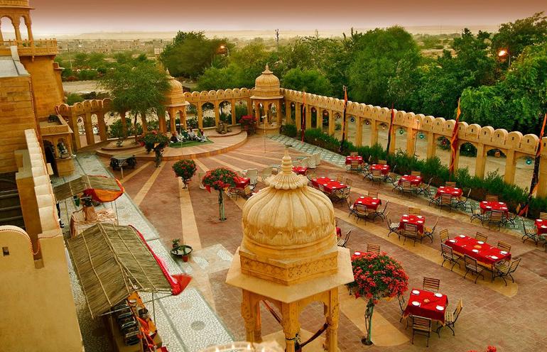 Destination wedding jaisalmer