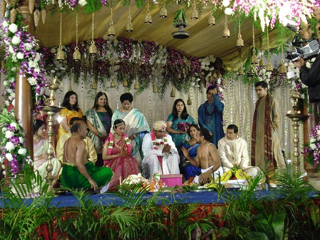 indian weddings decor