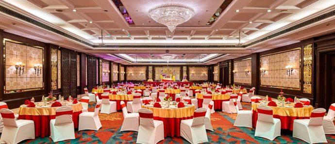 Crystal Room Mayfair Convention