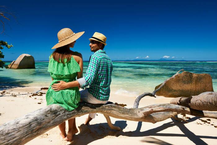exotic honeymoon