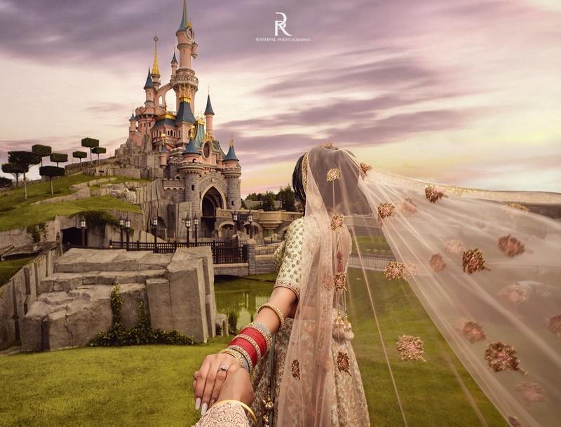 Disneyland Wedding 3