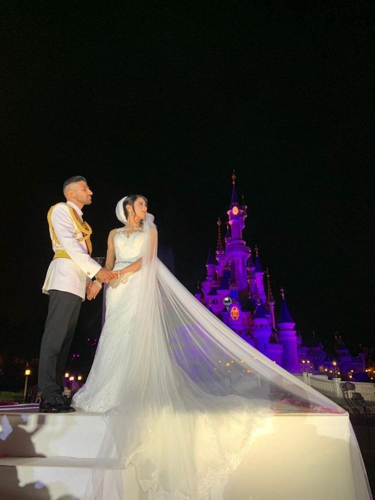 Disneyland wedding 6