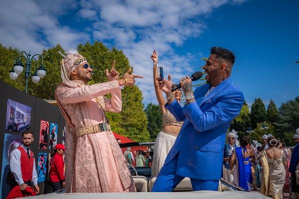 disneyland wedding 8