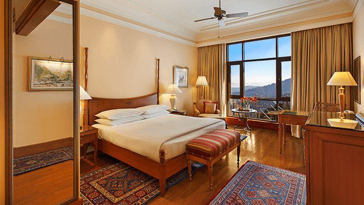 Premier Mountain View Rooms