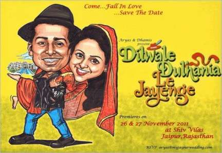 bollywood lovers invite